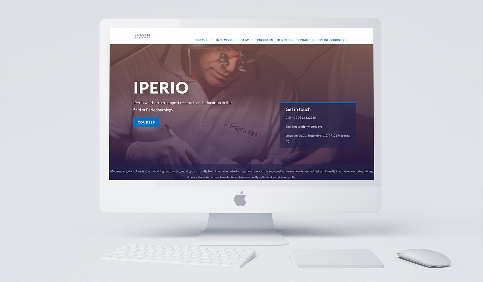 iPerio Education